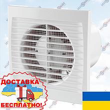 Вытяжной вентилятор для ванной Вентс 100/125/150 Силента-С