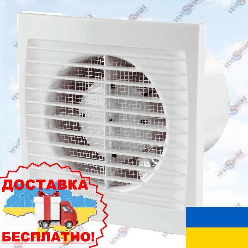 Вытяжной вентилятор для ванной Вентс 100/125/150 Силента-С, фото 1