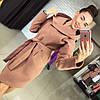 """Женское кашемировое пальто """"Maxmara"""" в расцветках. Т-159, фото 2"""