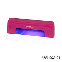 Ультрафиолетовая лампа для сушки гель - лака,  9 Вт, Lady Victory UVL-00A-01 (1лампочка 9 Вт) (в)