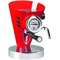 Кофеварка эспрессо Casa Bugatti DIVA 15-DIVAC3, красная