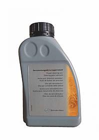 Жидкость гидроусилителя желтая Mercedes-Benz МВ 236.3 0.5 л