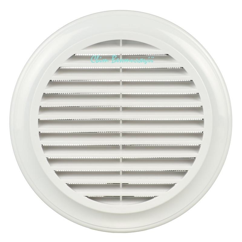 Вентиляционная решетка круглая Decor 125