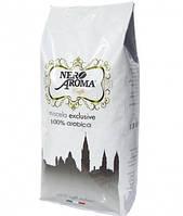 Кофе в зёрнах Nero Aroma Exclusive 100% Арабика, 1кг