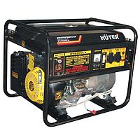 Бензиновый генератор HUTER DY 6500 LX