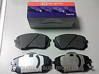 Колодки тормозные передние (оригинал) HYUNDAI iX35