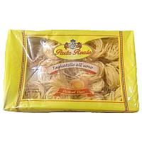 Макароны гнезда (тальятелле) Pasta Reale Tagliatelle all'uovo, 500 гр.