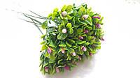 Веточками с Сиреневыми ягодками и листиками 1 шт, фото 1