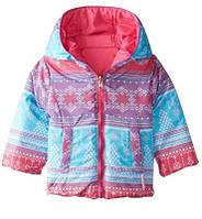 Двухсторонняя куртка  для девочки Pacific Trail(США)