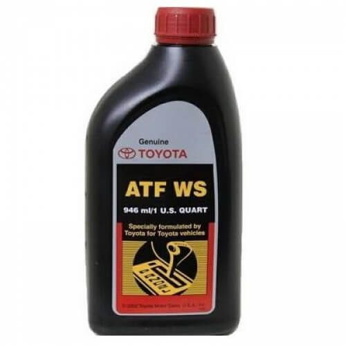 Моторное масло TOYOTA WS (Belgium) 1 л