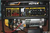 Бензиновый генератор HUTER DY 8000 LX