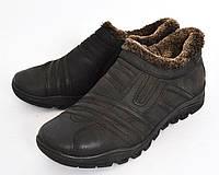 Ботинки мужские зима мех №1561-35 OK-9033, фото 1