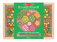 """Набор бусинок """"Цветочный сад"""", Melissa&Doug"""