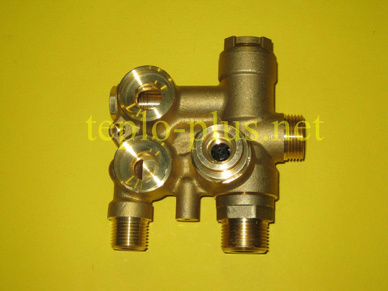 Трехходовой клапан 5676910 Westen Pulsar, Baxi Eco 3, фото 2