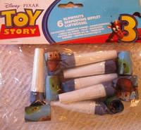 Гудочки-язычки История игрушек