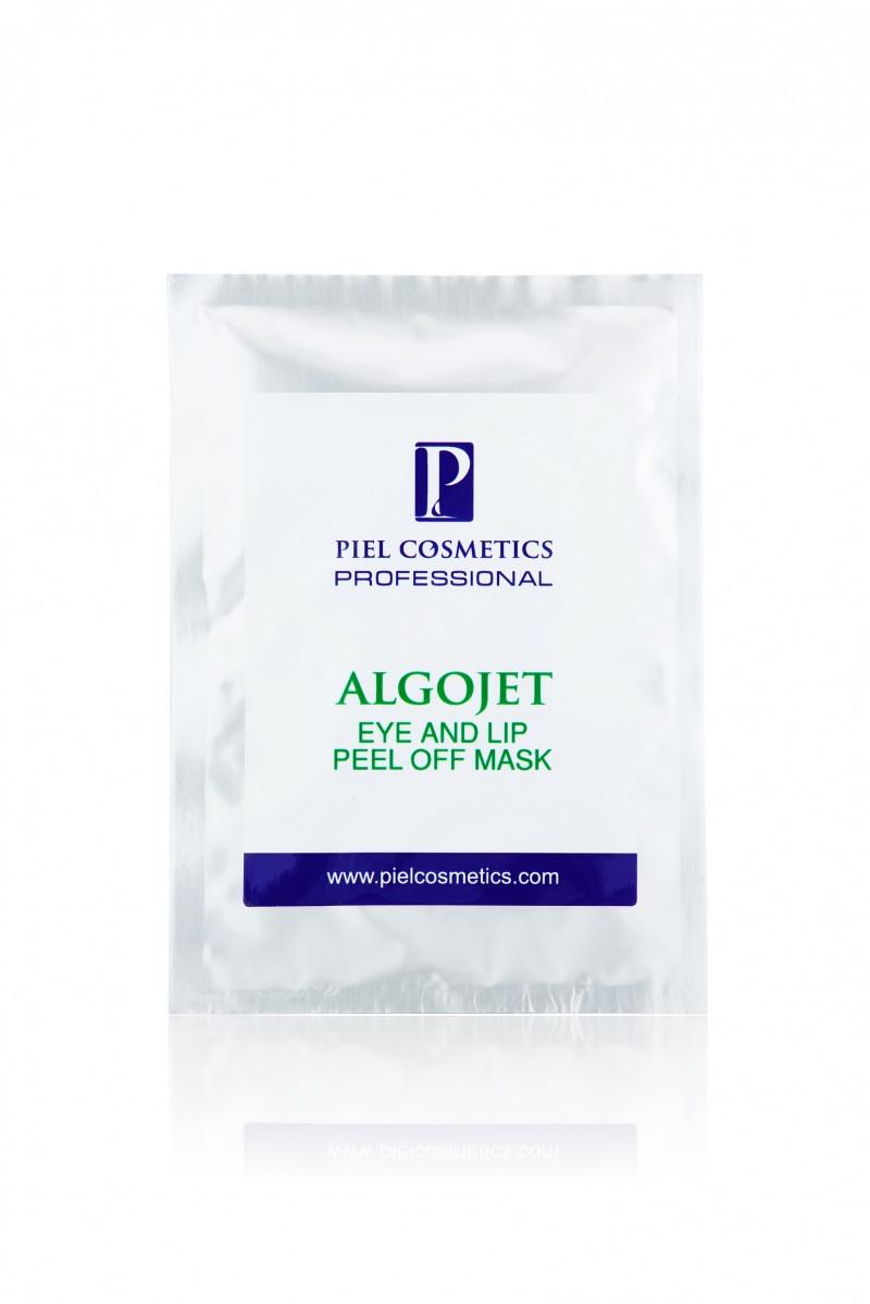 Piel cosmetics Альгинатная маска с гиалуроновой кислотой для кожи лица, кожи вокруг глаз и губ 25г