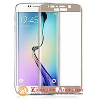 Защитное стекло Samsung S6 edge G925 GLASS Full 3D