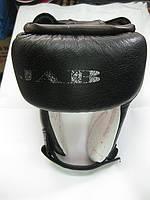 Шлем для бокса JAB (кожа)