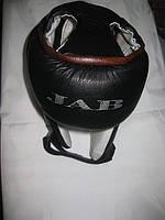 Шлем для восточных единоборств JAB (кожа)