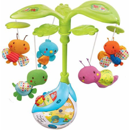 Мобиль Vtech Baby Line Lil' Critters Musical Dreams Mobile