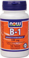 Витамин B-1 (тиамин) 100 мг 100 таблеток