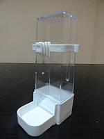 Автопоилка -автокормушка универсальная для птиц.