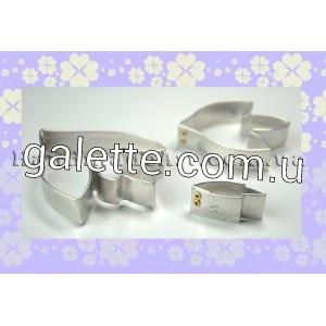 """Набор катеров для мастики """"листья пиона"""" (код 02253)"""