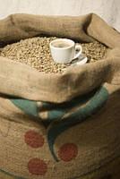 """Зеленый Кофе 1 кг Арабика """"САНТОС"""" в зернах. Зерновой кофе для похудения xcoffee"""