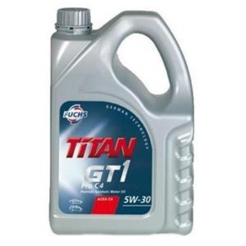 Моторное масло FUCHS TITAN GT1 PRO C-4 5W-30 (4л.)