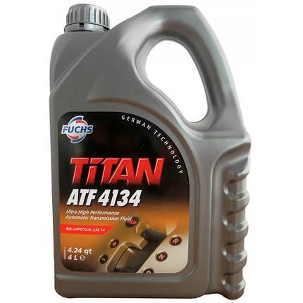 Трансмиссионное масло FUCHS TITAN ATF 4134 (4л.), фото 2