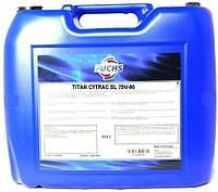 TITAN Cytrac MB Synth 75W90 20л синтетическое масло для МКПП (600683962)