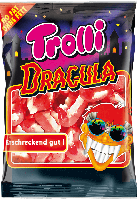 Желейные конфеты Trolli Dracula 200 г