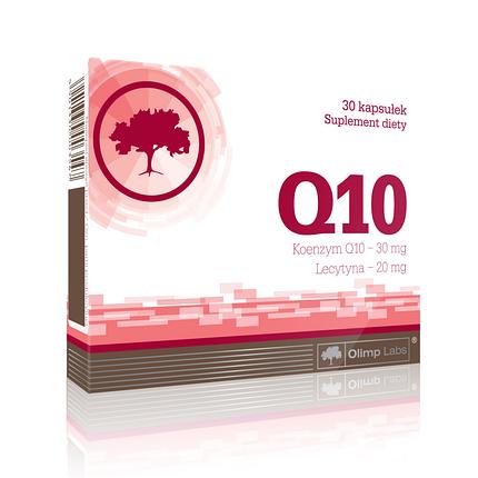 Coenzyme Q10 Olimp Labs 30 caps, фото 2