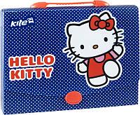 Портфель-коробка Kite Hello Kitty А4 HK14-209K