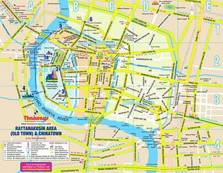 Атласы и карты автодорог городов и стран