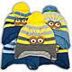 Детский комплект - шапка и шарф для мальчика,  Ambra (Польша), утеплитель Iso Soft, T-36, фото 5