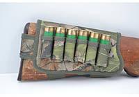 Патронташ на приклад на 6 патронов арт. 8100