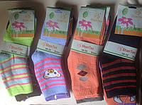 Детские носочки махровые