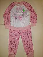 Пижама на девочку, рост 104 см