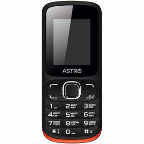 Мобильный телефон ASTRO A177 Black-Red, фото 2