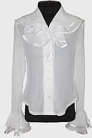 Шкільна блузка для дівчинки: 0615