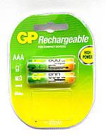 Аккумулятор GP Rechargeable R03 800 mAh Ni-MH