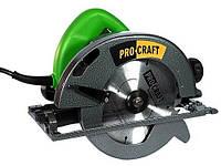 Дисковая пила Procraft KR-2000/185