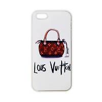 Модельный чехол для iPhone 5/5S - Louis Vuitton