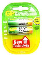 Аккумулятор GP Rechargeable R6 1800 mAh Ni-MH