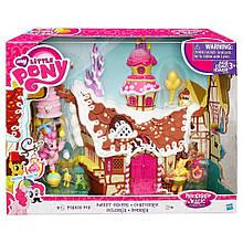 Игровой набор Пряничный домик My Little Pony Friendship Is Magic Collection Pinkie Pie Sweet Shoppe