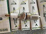 Свічки Balaton газові ваз 2101 2103 2104 2105 2106 2107 2108 2109 21099 2113 2114 2115 таврія Lanos Sens, фото 2