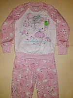 Пижама на девочку (рост 104 см)