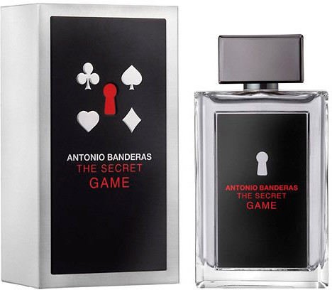 Antonio Banderas The Secret Game 100ml (tester) мужская туалетная вода (оригинал)