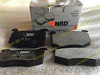 Колодки тормозные передние москвич 2141 NRD, фото 1
